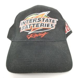 Interstate Batteries Racing | 18 | curved bill cap